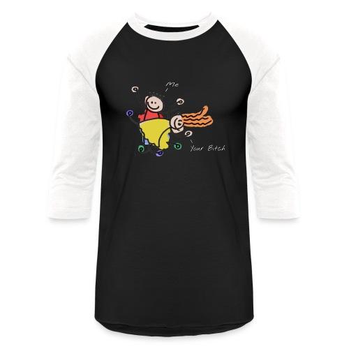 Me + You - Unisex Baseball T-Shirt
