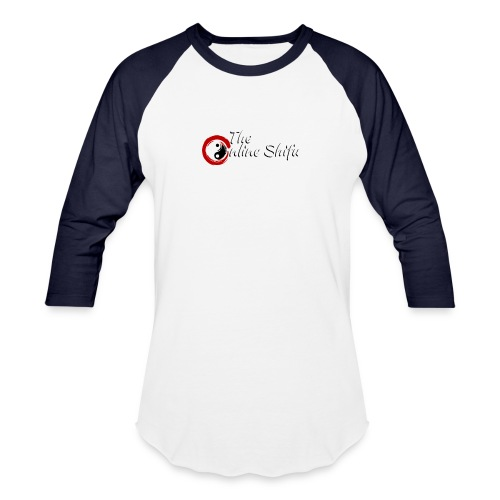 WhiteTOS - Baseball T-Shirt