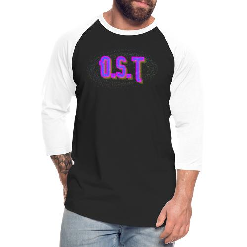 Ost Logo - Unisex Baseball T-Shirt