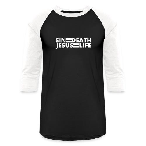 Romans 6:23 - Unisex Baseball T-Shirt
