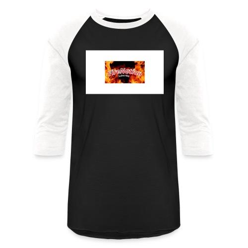FireNation - Unisex Baseball T-Shirt
