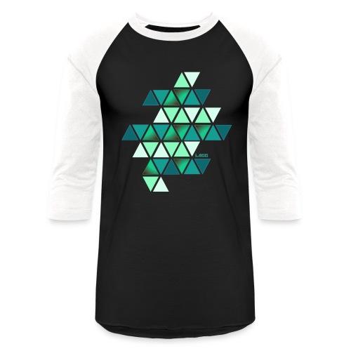 Pyramid - Baseball T-Shirt