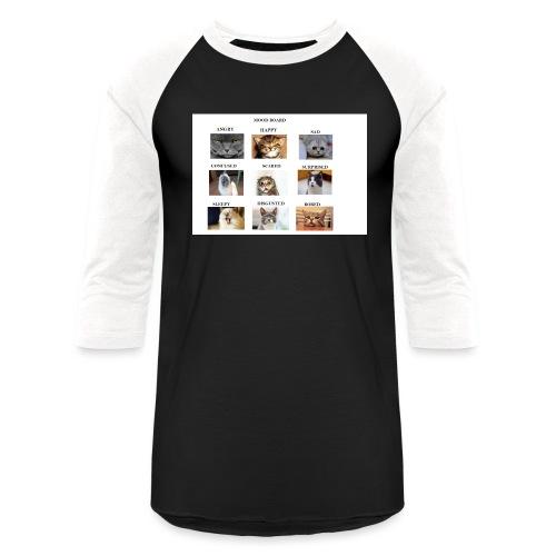 MOOD BOARD - Baseball T-Shirt