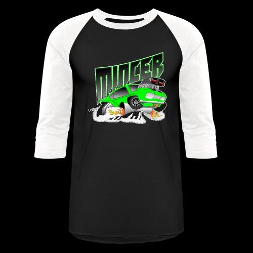 MINCER CAPRI - KILLER 6 SECOND CAPRI DESIGN - Unisex Baseball T-Shirt