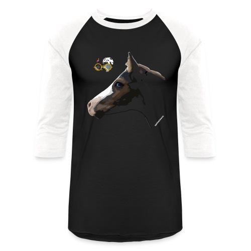 Spotted.Horse Appaloosa Colt - Unisex Baseball T-Shirt