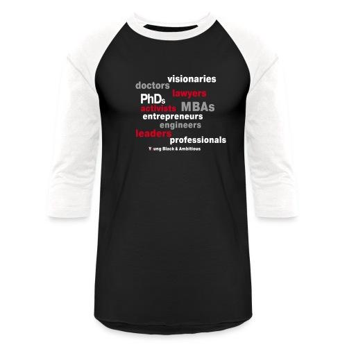 NetworkTee - Unisex Baseball T-Shirt