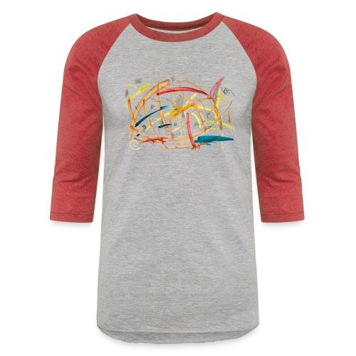 Farm - Baseball T-Shirt