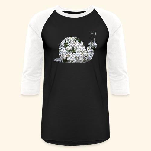 snail - Baseball T-Shirt