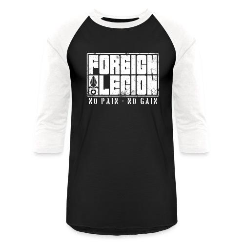 foreign-legion-bold-text - Baseball T-Shirt