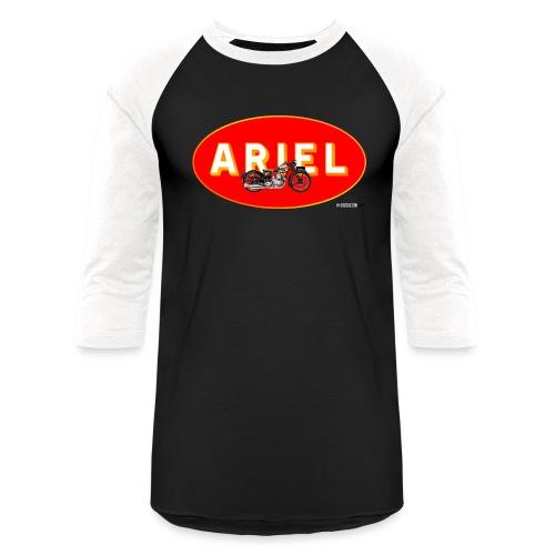 Ariel - dd - AUTONAUT.com - Unisex Baseball T-Shirt