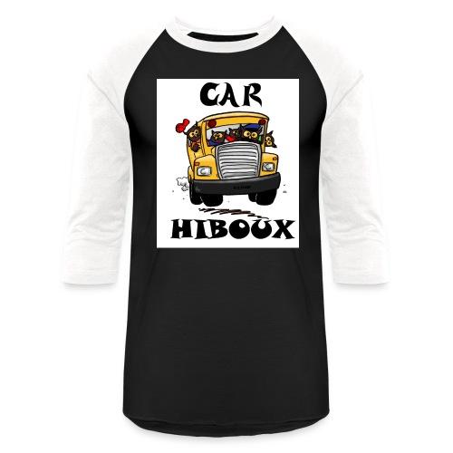 Car-Hibou - Baseball T-Shirt