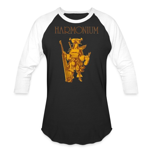 harmonium! - Unisex Baseball T-Shirt