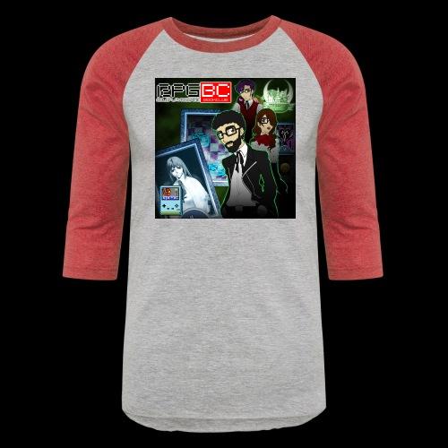 RPGBC Year One Cover Art - Baseball T-Shirt