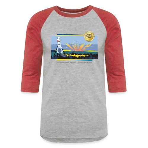 Bentley Blockade - Baseball T-Shirt