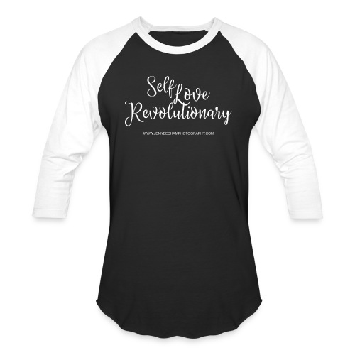 Self Love Revolutionary - Baseball T-Shirt