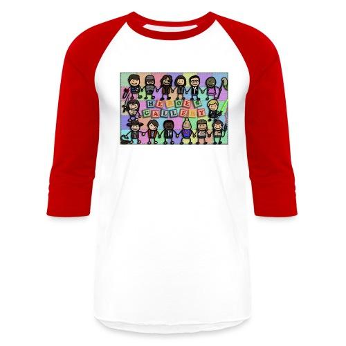 Heroes Gallery - Baseball T-Shirt