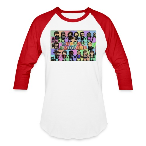 Heroes Gallery - Baseball T-Shirt