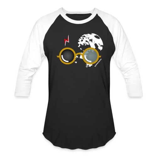 Spotted.Horse Open - Unisex Baseball T-Shirt