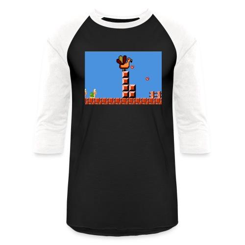 Thanksgiving gaming - Baseball T-Shirt