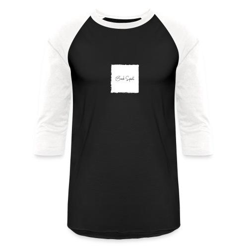 Modern (Handwritten) 4 - Unisex Baseball T-Shirt