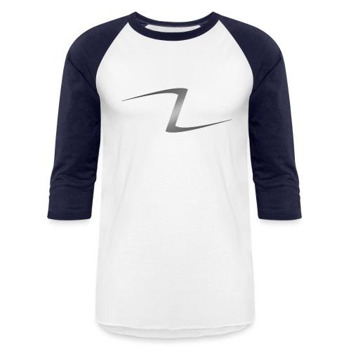 Flash (White) - Unisex Baseball T-Shirt