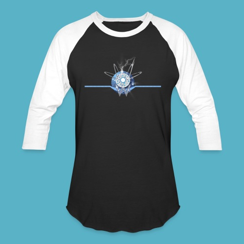 Blue Sun - Baseball T-Shirt