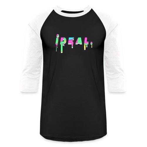 Ideal Acid Drip Logo - Baseball T-Shirt