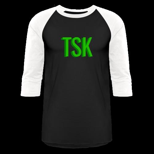 Meget simpel TSK trøje - Baseball T-Shirt