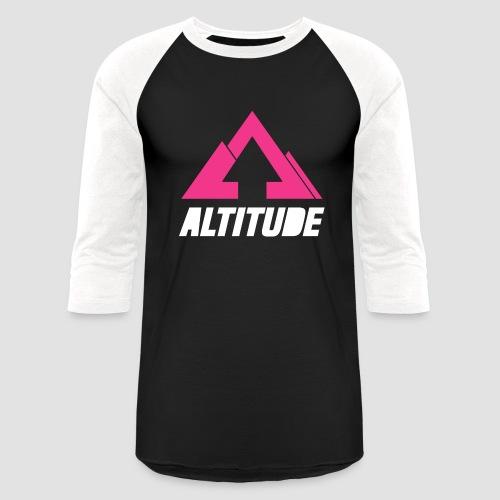 Empire Collection - Pink - Unisex Baseball T-Shirt