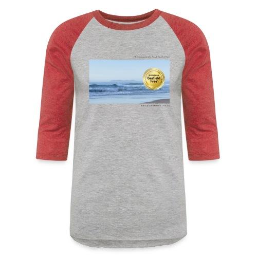 Beach Collection 1 - Baseball T-Shirt