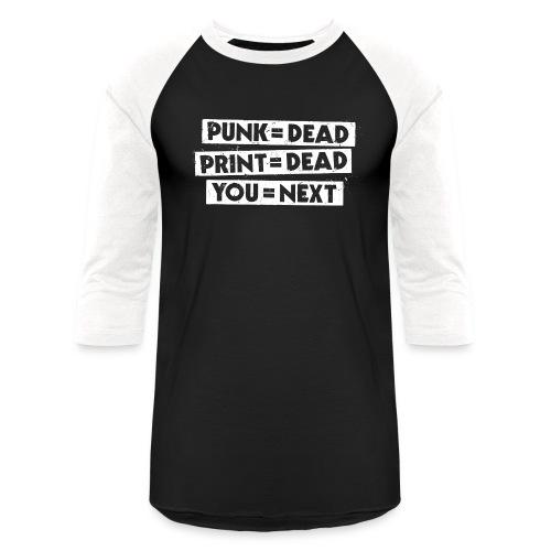 You = Next - Baseball T-Shirt