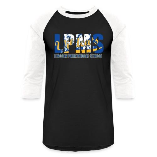 LPMS See Thru - Unisex Baseball T-Shirt