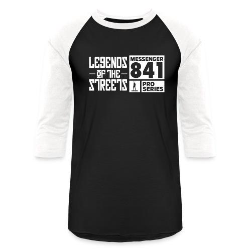 Messenger 841 Legends of The Streets Tank Top - Baseball T-Shirt
