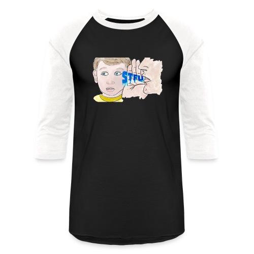 STFU - Unisex Baseball T-Shirt