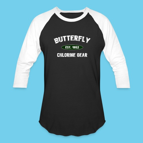 Butterfly est 1952-M - Unisex Baseball T-Shirt