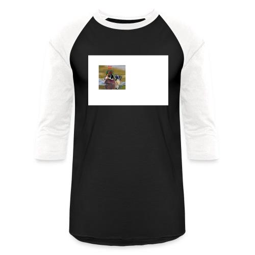duck_life - Baseball T-Shirt