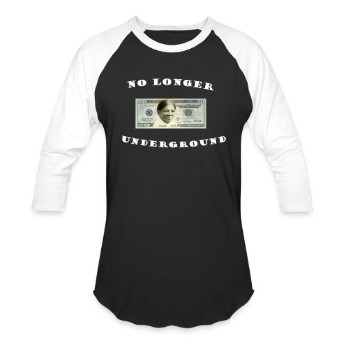 No longer Underground - Baseball T-Shirt