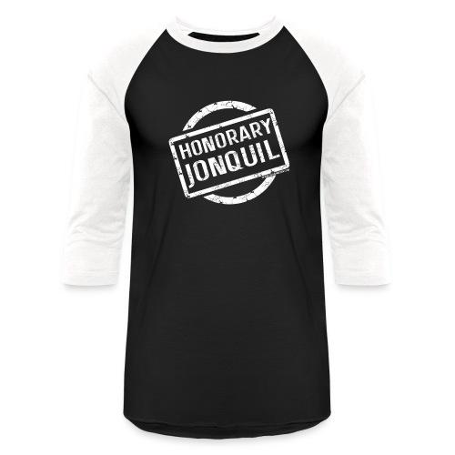 Honorary Jonquil, white - Baseball T-Shirt