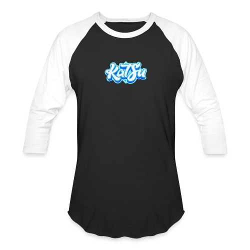KatSu Logo - Baseball T-Shirt