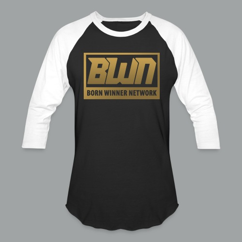 BWN (Gold) - Baseball T-Shirt