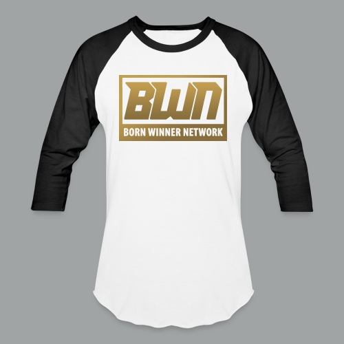 BWN (Gold) - Baseball T-Shirt