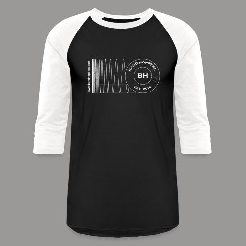 BandHoppers Logo #1 - Unisex Baseball T-Shirt