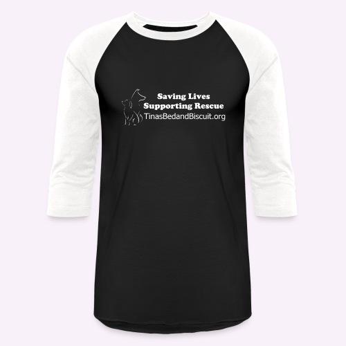 save - Unisex Baseball T-Shirt