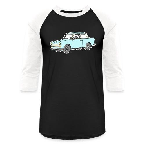 Trabant (lightblue) - Unisex Baseball T-Shirt