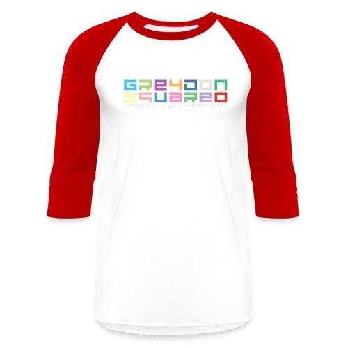 Greydon Square Colorful Tshirt Type 3 - Unisex Baseball T-Shirt