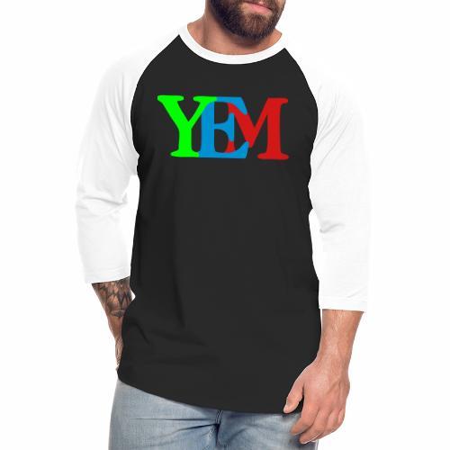 YEMpolo - Unisex Baseball T-Shirt