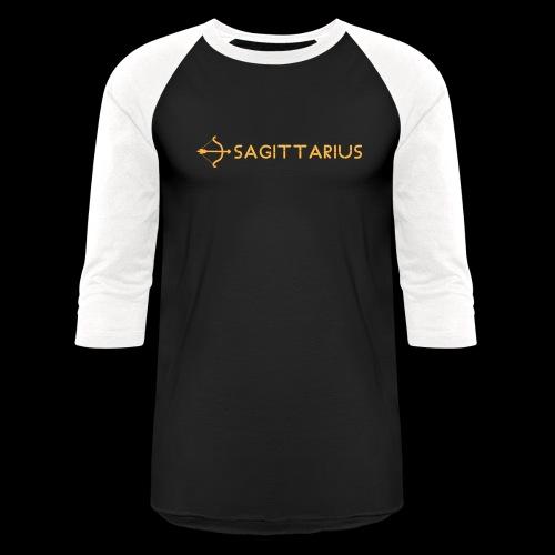 Sagittarius - Baseball T-Shirt