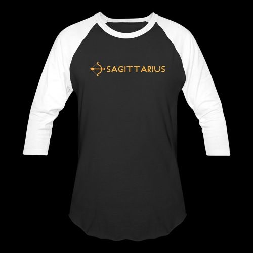 Sagittarius - Unisex Baseball T-Shirt