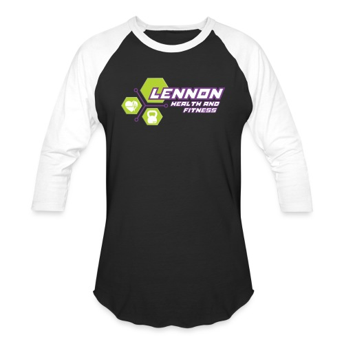 Lennon Health n Fitness Signature range - Baseball T-Shirt