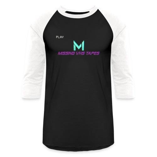 MVT updated - Unisex Baseball T-Shirt